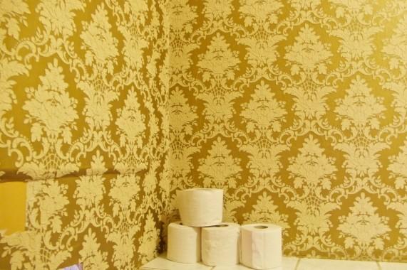 Papel higiénico / Toilet Paper. N. P-G. ©