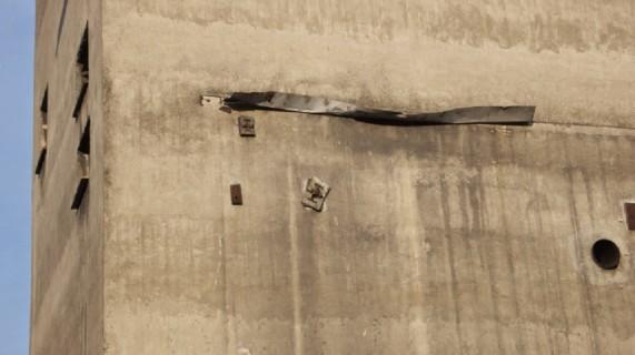 Mañana en cemento / Morning on Cement. N.P.-G. ©